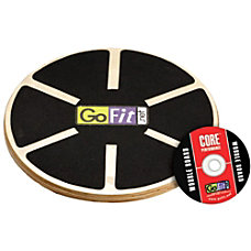GoFit Ultimate 15 Inch Adjustable Round