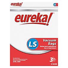 Eureka Style LS Filteraire Vacuum Bags