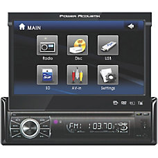 Power Acoustik PTID 8920 Car DVD