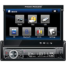 Power Acoustik PTID 8920B Car DVD