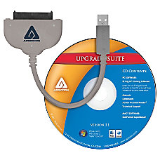 Apricorn ASW USB3 25 Data Transfer