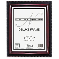 Nu Dell Document Frame Holds 11