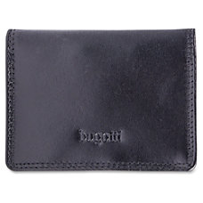 bugatti Business Card Case BCC97349 Black