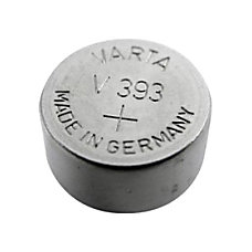 Lenmar WC393 Silver Oxide Watch Battery