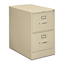 HON 210 Series Vertical Filing Cabinet