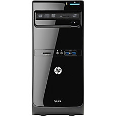 HP Business Desktop Pro 3500 Desktop