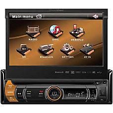 PrecisionPower PVI170BI Car DVD Player 7