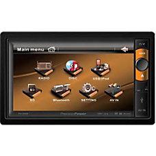 PrecisionPower PVI265Bi Car DVD Player 65