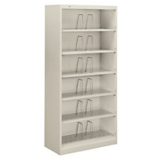 HON Brigade 600 Series Shelf File