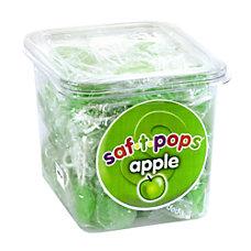 Saf T Pops Green Apple Box
