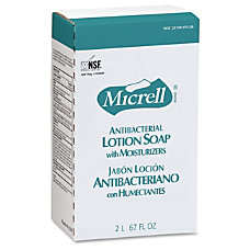 Micrell NXT Antibacterial Soap Refill 2000