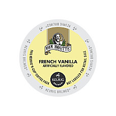 Van Houtte French Vanilla Coffee K