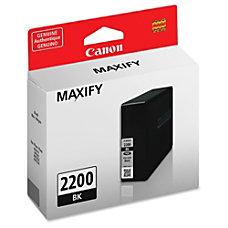 Canon PGI 2200 BK Original Ink