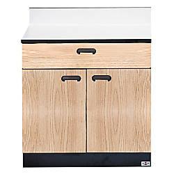 Hausmann 1 Drawer Treatment Cabinet 30