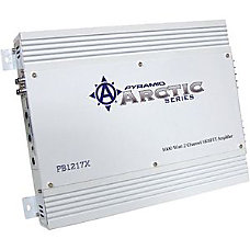 PYRAMID ARCTIC PB1217X 2 Channel Car