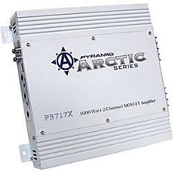 PYRAMID ARCTIC PB717X 2 Channel Car