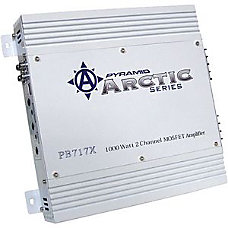 PYRAMID ARCTIC PB717X 2 Channel Car