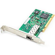 AddOn 100Mbs Single Open SFP Port