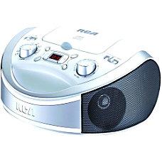 RCA RCD331 RadioCD Player BoomBox