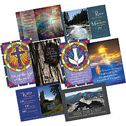 Barker Creek Spiritual Poster Set 19