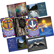 Barker Creek Spiritual Poster Set 19
