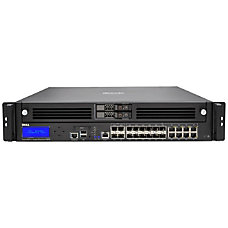 SonicWALL SuperMassive 9800