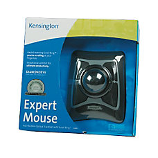 Kensington Expert Mouse Trackball BlackSilver