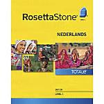 Rosetta Stone Dutch Level 1 Mac