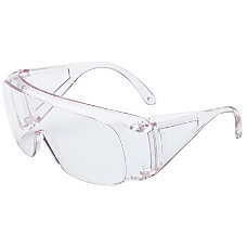 UP003 POLYSAFE CLEAR LENS PROTECTIVE EYEWEAR