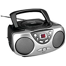 Sylvania RadioCD Player BoomBox
