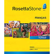 Rosetta Stone French Level 1 3
