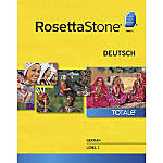 Rosetta Stone German Level 1 Mac