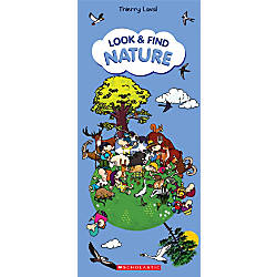 Scholastic Library Publishing Look Find Nature