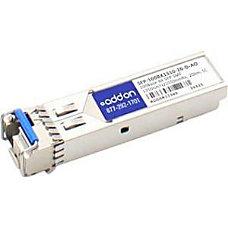 AddOn ZyXEL SFP 100BX1310 20 D