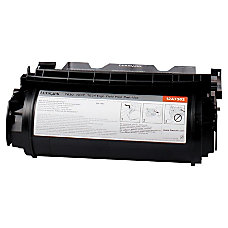 Lexmark 12A7468 High Yield Black Print