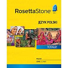 Rosetta Stone Polish Level 1 3