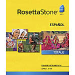 Rosetta Stone Spanish Latin America Level