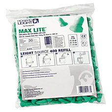 Howard Leight Max Life Disposable Earplugs