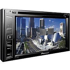 Pioneer AVH 270BT Car DVD Player