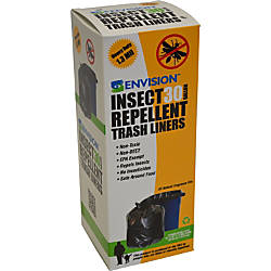 Stout Insect Repellent Trash Liners 30