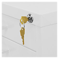 Safco Lock Kit For 5 Drawer