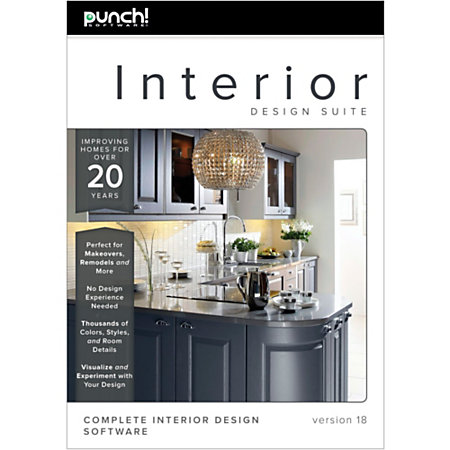 Punch Software Interior Design Suite V18 Download By