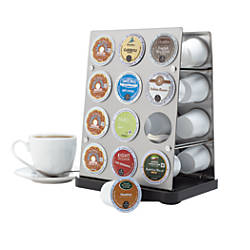GNBI Stainless Steel Coffee Pod Rack