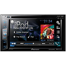 Pioneer AVH X3700BHS Car DVD Player