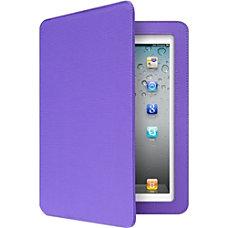 Aluratek KeyboardCover Case Folio for iPad