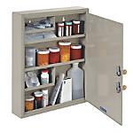 MMF Industries Dual Locking DrugNarcotics Cabinet