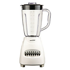 Brentwood 12 Speed Blender White