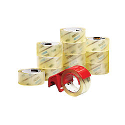 Scotch Commercial Grade Packing Tape In