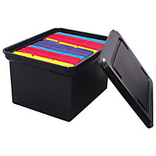 Office Depot Brand File Tote 10