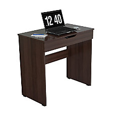 Inval Contemporary Engineered Wood Writing Desk